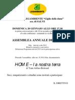 Manifesto Assemblea 20 gennaio 2013
