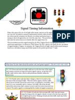 Signal Timing
