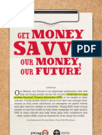 Our money our future toolkit
