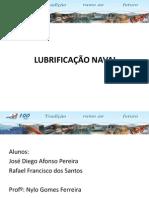 lubrificação naval
