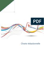 Charte rédactionnelle - Publications Youth Diplomacy