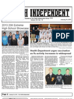 Faith Independent, January 16, 2013