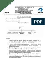 Empresa Teoria das Organizações.docx