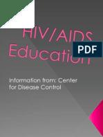 HIV booklet