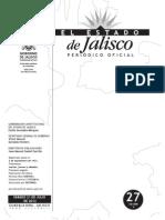 Ley de Control de Confianza del Estado de Jalisco y sus Municipios