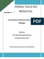 Planeación español y matematicas primera jornada