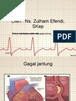 Asuhan Keperawatan Pada Klien Gagal Jantung