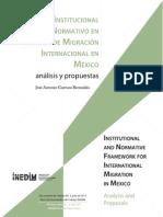 Ley de Migración en México