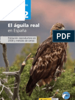 Aguila real España