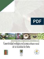 Localidad de Suba, Bogotá Colombia Conectividad ecologica