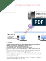 Triển khai phần mềm tự động trên toàn hệ thống