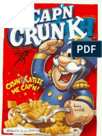 Cap'n Crunk (Tony Arnold)