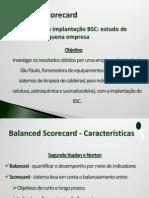 Balanced Scorecard - Slides