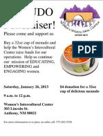 1-26-13 Menudo Fundraiser
