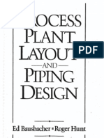 process plant layout and design