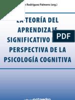 a teoría del aprendizaje significativo en la perspectiva de la psicología cognitiva
