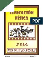 libro de educacion fisica para 1° de secundaria