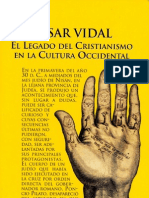 Cesar Vidal - El Legado Del Cristianismo en La Cultura Occidental[1]