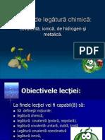 legaturi chimice