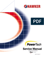 Manual de servicio power tech