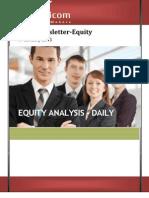 Newsletter on equity market-17-Jan