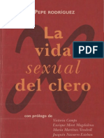 La vida sexual de Clero