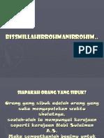 Materi 1 greeting introduction whoami m4hsunfo