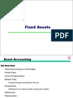 SAP Fixed Assets PPT