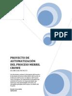 Proceso Merrill Crowe