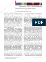 Guest Editorial, Journal of International Students, Spring 2013, Volume 3, Number 1