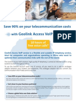 Geolinkaccess Voip