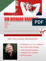 Sir Richard Branson Leadership