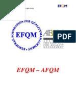 EFQM  und AFQM
