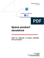 Space Product Accurance