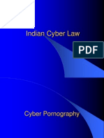 Indian cyber law