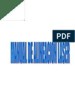 Manual de Alineacion Laser