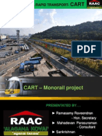 COIMBATORE MONO RAIL PROJECT
