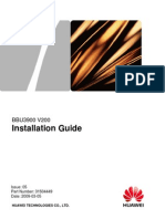 BBU 3900 instation Guide
