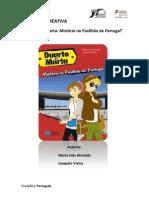 Leitura Recreativa - Duarte e Marta