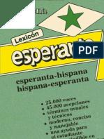 Diccionario Esperanto-Español
