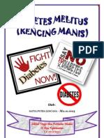 FLIPCHART DIABETES MELITUS