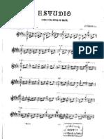 Estudio sobre una fuga de Bach