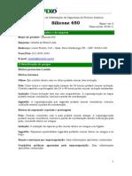 Ficha de Informação de Segurança de Produto Químico