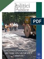 Politici Publice_Industria Infrastructurii Rutiere