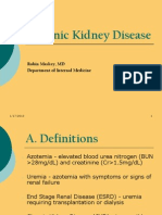 ChronicKidneyDisease IX semseter MBBS
