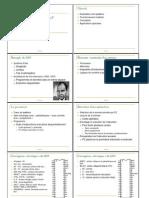 Architecture d'un système à µP