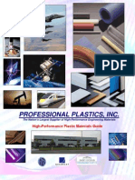High Performance Plastic Materials Guide Aug 2009