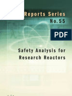 Safety Reports Series