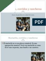Mariachis, Corridos y Rancheras-Alejandro Osvaldo Patrizio