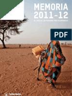 Intermón Oxfam (Memoria 2011 - 2012)